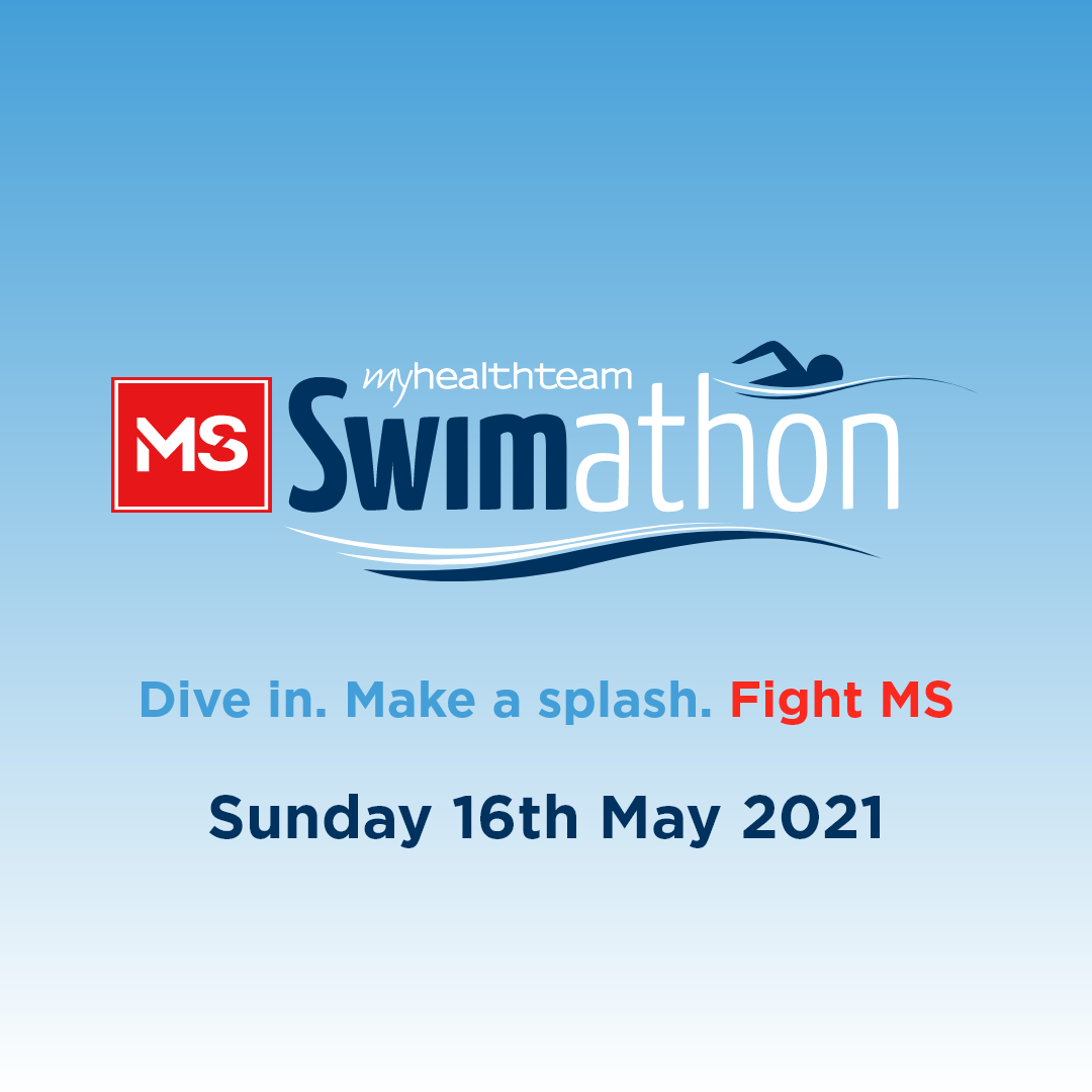Social Media Tile- My Health Team MS Swimathon (Redcliffe)